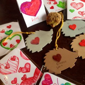The Willows Project Valentines Day cards for sale