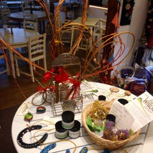 The Willows Project items for sale at Lighthorne Cafe